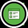 Characterization icon image